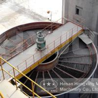 Large picture peripheral driving thickener