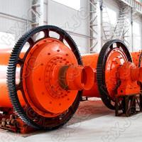Large picture ball grinding mill