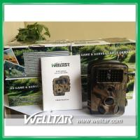 Large picture night vision wildlife camera