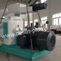 Large picture ring die wood pellet mill