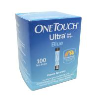 Large picture Onetouch Ultra test strip