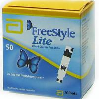 Large picture Freestyle lite test strip