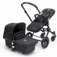 BUGABOO Cameleon 3 All Black Stroller