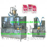 Milk Gable-Top Filling and Packaging Machine