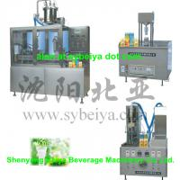 Soy Milk Gable-Top Filling Machine (BW-1000-3)