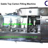 Fully Automatic Gable-Top Carton Filling Machinery