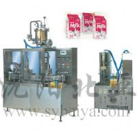 Flavoured Juice Gable-Top Filling Machinery