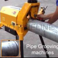 Large picture Pipe Grooving Machine