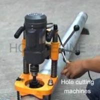 Large picture Hole Cutting Machine