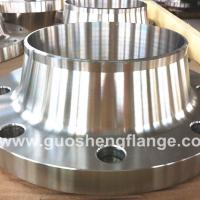 Large picture EN1092-1 WELD NECK PIPE FLANGES