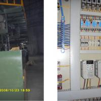 variable frequency drive for print machine