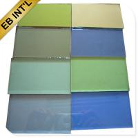 Large picture Clear, Extra Clear, Tinted FLOAT GLASS