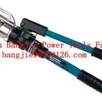 Large picture Hydraulic crimping tool Safety system inside