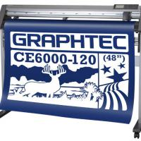 Large picture Graphtec CE6000-120 48-inch Vinyl Cutter