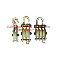 Large picture Aluminium magnesium alloy lifting pulley