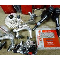 2013 SRAM RED 10s Double Group 6pc