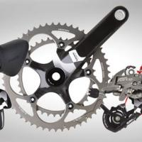 Large picture 2010 Sram Red TT Groupset With NEW R2C Shifters