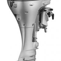 Large picture Honda BF15D3LRT Four Stroke Outboard Motor