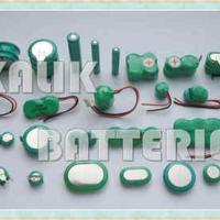 Large picture NiMH rechargeable button cells