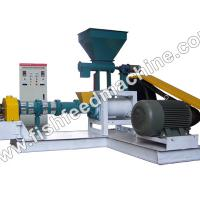 Large picture Dry Type Fish Feed Machine