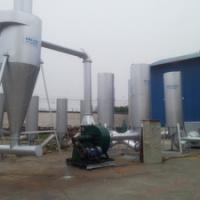 Large picture wood sawdust dryer machine