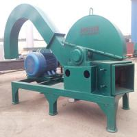 Large picture wood chipper machine