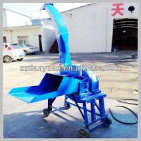 Large picture agricultural chaff cutter machine