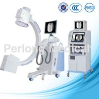 Large picture High Frequency Mobile C-arm x ray machine PLX112B