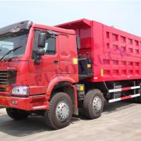 Large picture Sinotruk HOWO DumpTruck M8x4 CommonRail