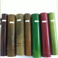 Large picture bamboo pole color