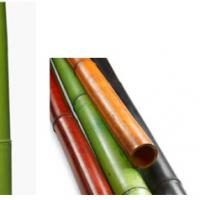 Large picture bamboo pole color furniture