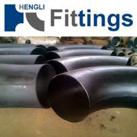 Large picture Butt welded pipe fitting elbow  ANSI B16.9