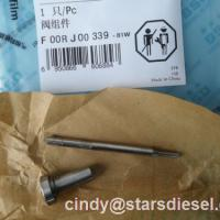 Large picture Common Rail Injector Valve F00RJ00339 Brand New