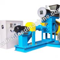 Large picture Wet Type Fish Feed Machine