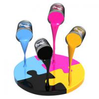 Large picture Zhongliqi offset sublimation cmyk ink