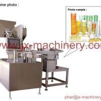 Large picture Effervescent tabelet packing machine