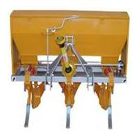 Large picture Fertilizer Spreader and Hoe Machine