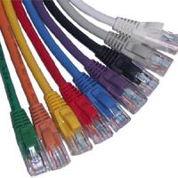 Large picture CAT5E/CAT6 patch cord