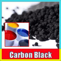 Large picture pigment grade carbon black