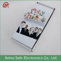 Large picture inkjet pvc card