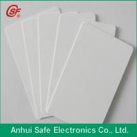 Large picture blank pvc card