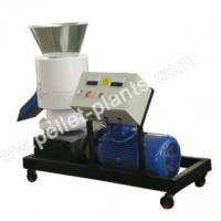 Large picture Electric Flat Die Wood Pellet Machine