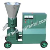 Large picture Electric Flat Die Feed Pellet Machine
