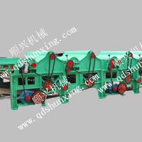 GM 410-4 textile recycling machine