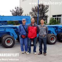 Large picture CHINAHEAVYLIFT earn the praise of ALE