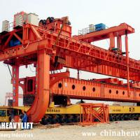 Large picture CHINAHEAVYLIFT 900T Girder Transporter