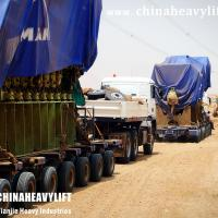 Large picture CHINAHEAVYLIFT Modular Trailers in Sudan
