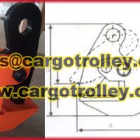 Large picture Horizontal plate lifting clamps