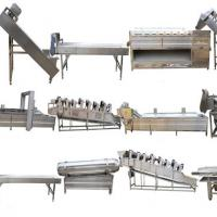 Large picture Automatic Potato Chips Production Line
