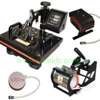 Large picture Digital 4in1 Combo Heat Press Machine